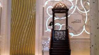 Абу-Даби. Белая мечеть. Интерьер(Видеосъемка Сергей Кувин., 2011-03-27T09:07:07.000Z)