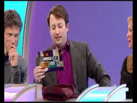 Would I Lie To You?  Series 4  Episode 8  Part 2