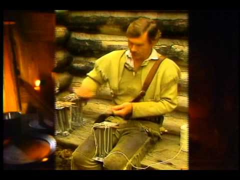 Tallow and Candle Making at Ft. Clatsop (Open Captioned)