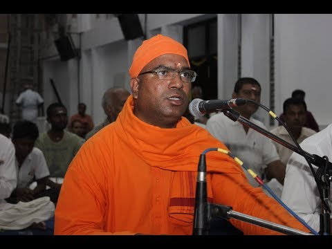 Devotees Spiritual Retreat Camp 2018 _ Swami Harivratananda_
