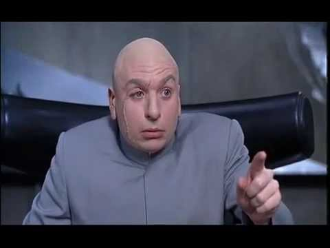 25 great dr evil quotes youtube