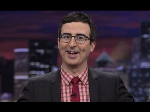Do the Right Thing, John Oliver.