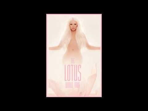 Christina Aguilera-The Lotus World Tour [FANMADE]