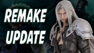 FF7 Remake Update- More Translations About The New Story!