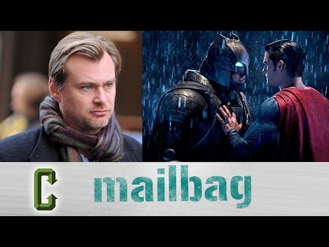 Would Batman V Superman Be A Better Movie If Christopher Nolan Produced It? - Collider Mail Bag