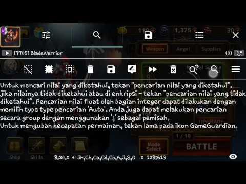 SuperHACK! Blade Warrior [ROOT]