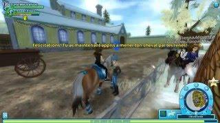 Star stable - Mener son cheval
