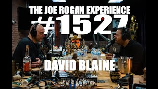 Joe Rogan Experience #1527 - David Blaine