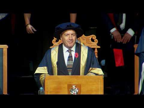 Graduation April 2018 - Auckland - Ceremony 3   Massey University