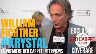 William Fichtner Interviewed at the LA Premiere of