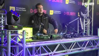 Alvaro (DJ-set) at SLAM! MixMarathon live from ADE