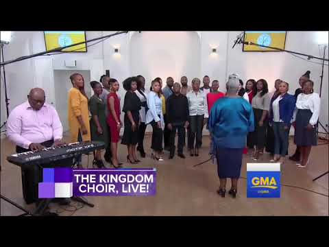The Kingdom Choir - Good Morning America