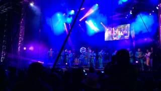 Hombre Libre - La Adictiva Banda San José De Mesillas @ Chichiquila 2014 FullHD (1080p)