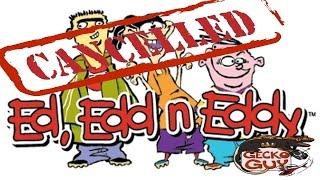 Why Did Ed, Edd, n Eddy Get Cancelled