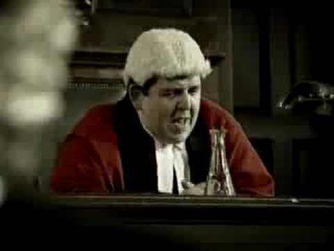 man stroke woman - court