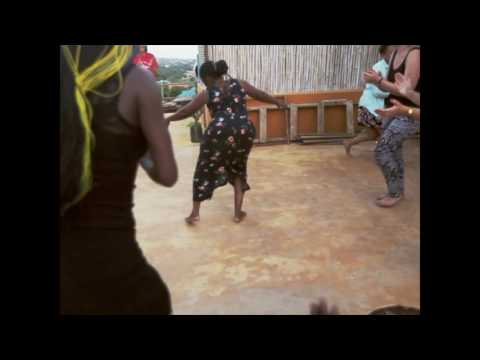 Art In Tanzania: African Drumming and Dancing Lesson