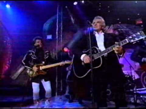Marty Party 1995 - Johnny Cash & The Tennessee Three