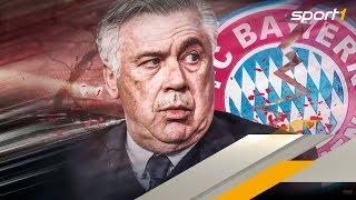 Carlo Ancelotti watscht den FC Bayern ab | SPORT1