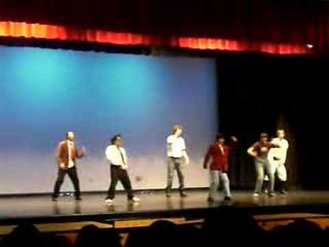 Mr. CHS 2008 - The Funsters