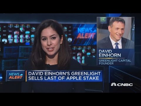 Greenlight sells remaining stake in Apple