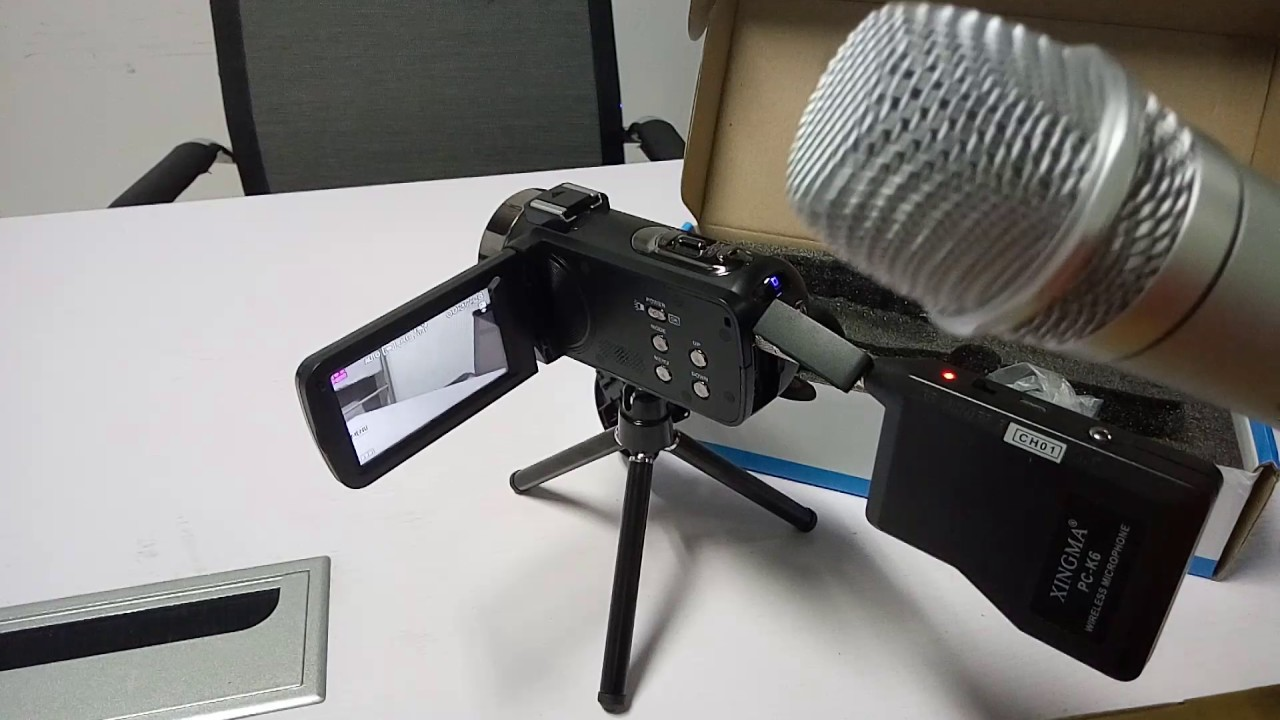 How to connect a camcorder to a computer 4