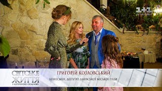 Григорій Козловський відкрив у Львові новий ресторан 36По