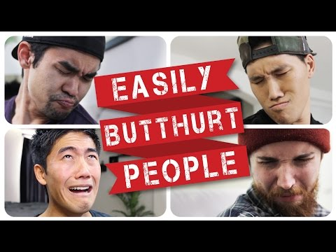 Thumbnail: Easily Butthurt People!