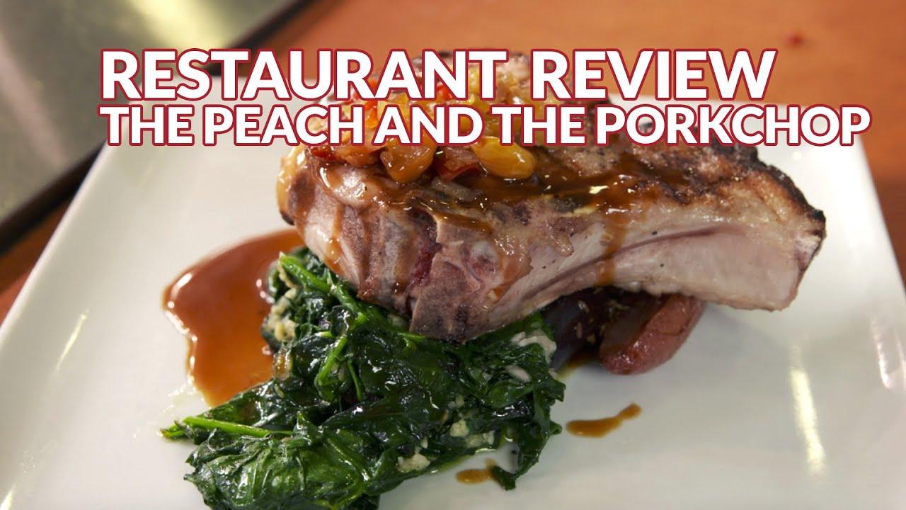 Peach The Porkchop In Roswell Georgia Atlanta Eats