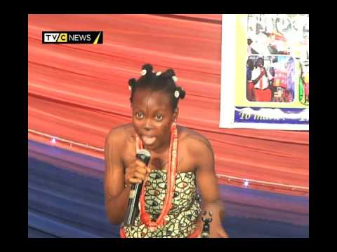 AFRICARTS | CHILDREN'S DAY CELEBRATION 2016 PART B | TVC NEWS