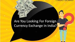 Forex-kart | Are you looking for foreign currency exchange in India?