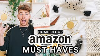The Best Amazon Home Decor + Diy Hacks  Affordable + Aesthetic  // Lone Fox