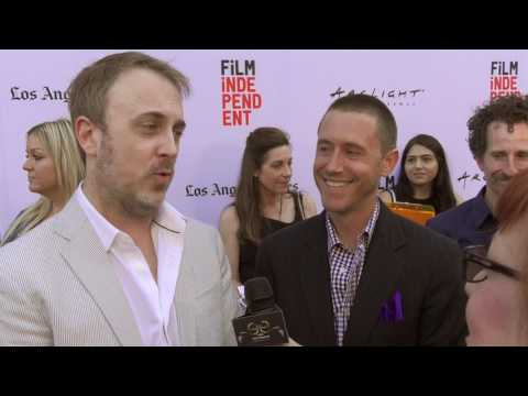 2017 Los Angeles Film Festival  Carpet Chat with Julius Ramsay and Alston Ramsay