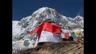 Annapurna BC, Nepal, 2012, TRAMP (Top Ranger And Mountain Pathfinder)