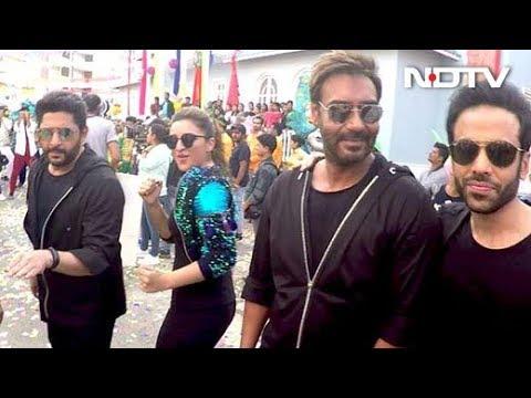 Meet Ajay Devgn, Parineeti Chopra, Rohit...