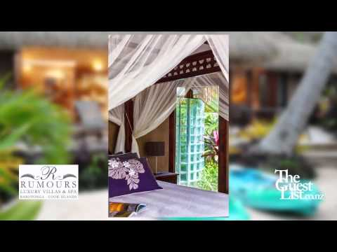 Cook Islands Luxury Spa and Villas
