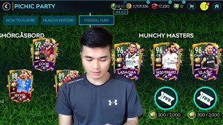 [FIFA MOBILE] SỰ KIỆN MỚI PICNIC PARTY TRONG FIFA MOBILE