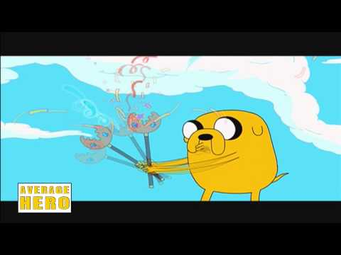 ADVENTURE TIME - The wand