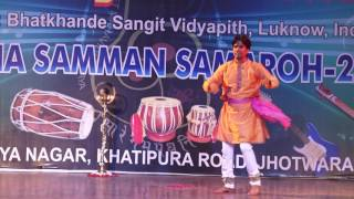 Khatak Dance Performed by Student of Jaipur Sangeet Mahavidyalaya l