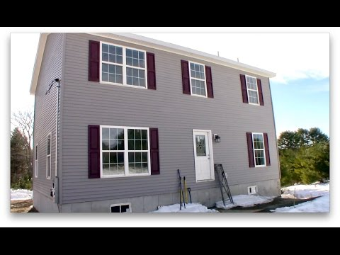 Modular Home Installation & Walkthrough