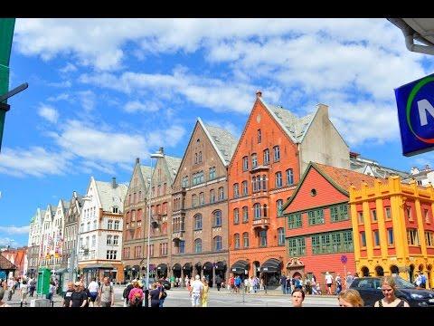 10 Top Tourist Attractions in Bergen