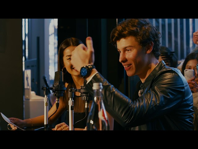 Emporio Armani Connected - Tokyo Launch Event with Shawn Mendes