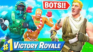 ELIMINATING BOTS WITH LAZARBEAM
