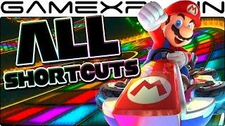 Mario Kart 8 Deluxe: All Shortcuts & Corner-Cuts (Tip Guide)