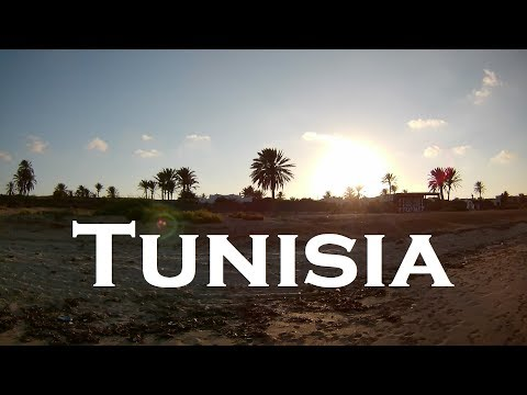 Tunisia Travel Vlog - AEE Lyfe Silver Action Cam
