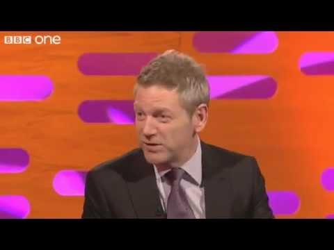 Kenneth Branagh talks Hemsworth & Thor on Graham Norton Mp3