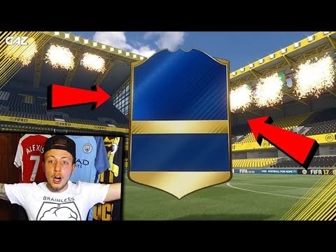 ODDIO TOTS WALKOUT IN A PACK! 😲 | PACK OPENING TOTS PREMIER LEAGUE FIFA 17