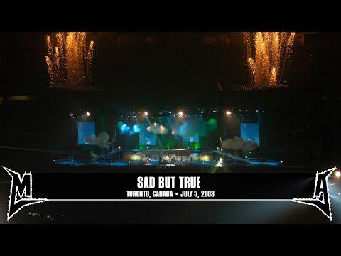 Metallica: Sad But True (MetOnTour - Toronto, Canada - 2003) Thumbnail image