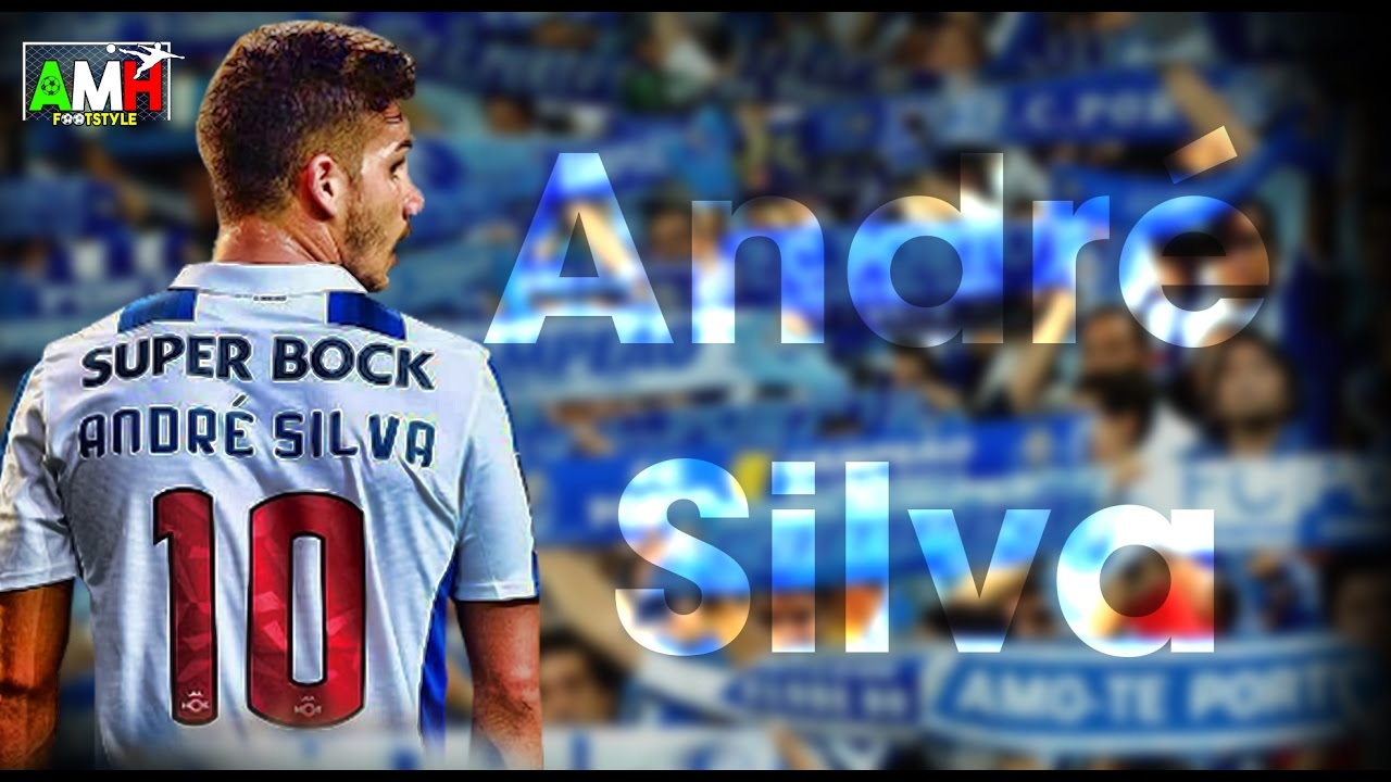 Andre Silva•The Future of Football•AMHFootStyle