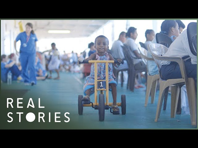The Mercy: Africa's Floating Hospital Ship (Medical Documentary)   Real Stories