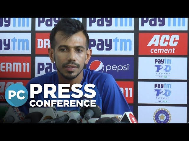 Must appreciate the fact that Bangladesh have played well against us – Chahal